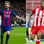 Barcelona 3-1 Olympiakos Highlights (Pique sent off but Barcelona cruise to 3-0 lead)