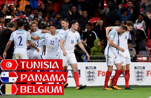 England vs Tunisia vs Panama vs Belgium Live streaming links for FIFA World Cup 2018 matches right here