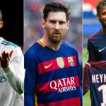 Top 25 Footballers With Highest Salaries In World Football