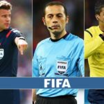 FIFA World Cup 2018 Referees & Assistants (Announced)