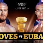 George Groves vs Chris Eubank Jr Purse Payouts (Confirmed)