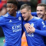 Leicester City vs Southampton Premier League Match