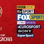 TV Channels Broadcasting FIFA World Cup 2018 (Worldwide)