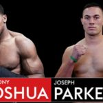 Anthony Joshua vs Joseph Parker Purse Payouts (Confirmed)