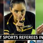 Hottest Female Sports Referees in World 2018 (Currently Active)