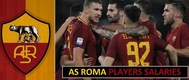 Roma Players Salaries