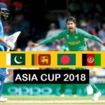 2018 ASIA Cup Cricket Match Schedule (Confirmed)