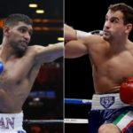 Amir Khan Knocked Out Phil Lo Greco Inside First 40 Seconds To Make Successful Return To The Ring
