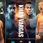 Amir Khan Struggle To Finish Off Samuel Vargas But Win With An Unanimous Decision