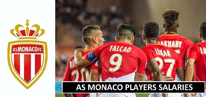 AS Monaco Players Wage Bill