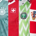 All 32 Official Team Jerseys For 2018 FIFA World Cup (Confirmed)