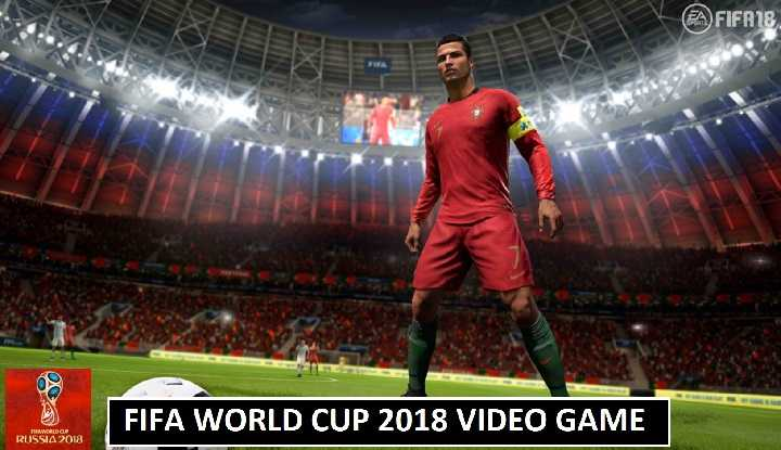 EA World CUp 2018 Russia Game