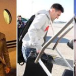 10 Footballers Who Own Expensive Private Jets