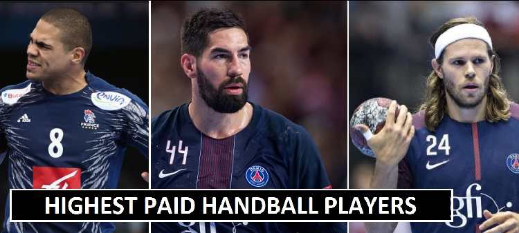 Richest Handball Players 2018