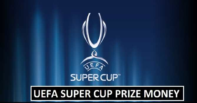 UEFA Super Cup Total Prize Money