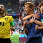Belgium 3-2 Japan: Incredible comeback by Belgium as they come from 2-0 down to win 3-2