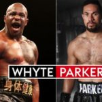 Dillian Whyte Defeat Joseph Parker With An Unanimous Decision At O2 Arena In London