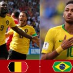 Brazil 1-2 Belgium: Neymar and co stumbles again as Belgium knockout them out and reach semifinals with France