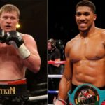 How To Watch Anthony Joshua vs Alexander Povetkin Live Online Free Worldwide