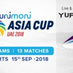 How To Watch Asia Cup Cricket 2018 Live Online Worldwide ?