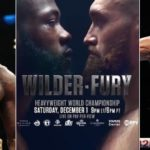 Deontay Wilder Retains His WBC Title Against Tyson Fury With A Controversial Draw