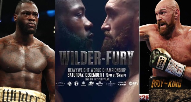 Wilder vs Fury II Live Stream
