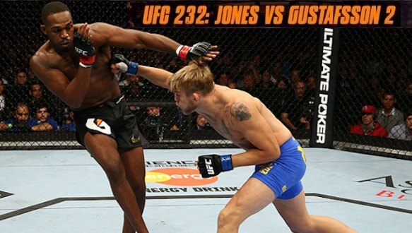 Jon Jones Vs Alexander Gustafsson Ufc 232 Live Stream Bellator 232 macdonald vs lima 2 at uncasville, united states : jon jones vs alexander gustafsson ufc